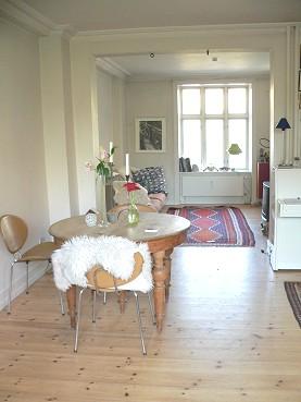 bruser afslappet stor nær ved København